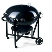 Weber 1,104 sq. inch Ranch Kettle Grill, Black