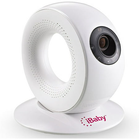 iBaby M2, Wi-Fi Video Baby Monitor, 2-Way Talk
