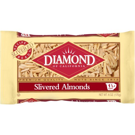Diamond Slivered Almonds - 1 Bag (6 oz)