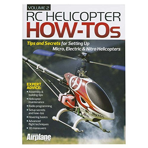 MODEL AIRPLANE NEWS 2046 RC Helicopter How Tos Vol. 2