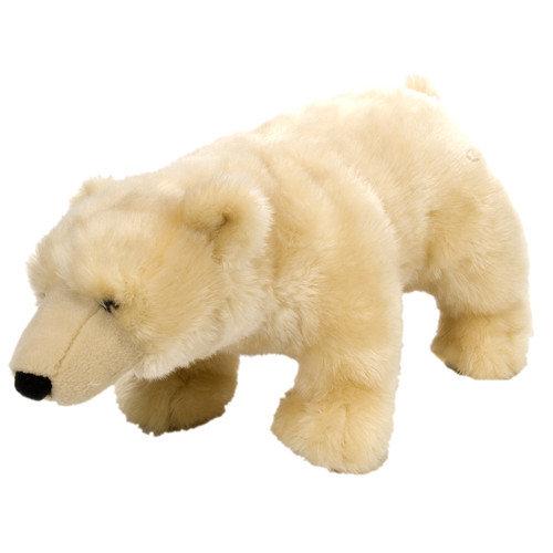 Wild Republic Polar Bear Plush Toy