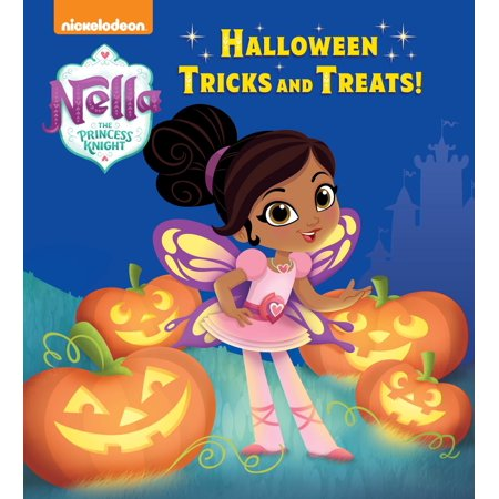 Halloween Tricks and Treats! (Nella the Princess Knight) - Knights And Princess
