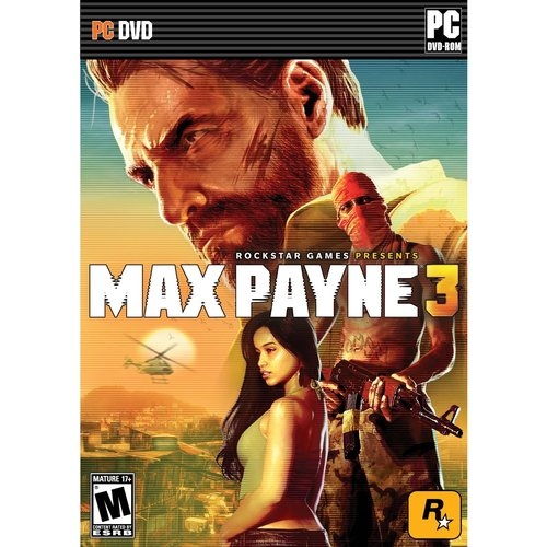 Max Payne 3 Video Game: PC