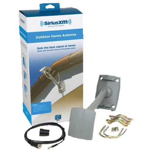 Sirius Outdoor Home Antenna For Sattelite Radio - Radio Communication, Outdoor, Satellite Communication (sxha1_7)
