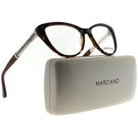 d8f35b2e5b1 Product Image Guess By Marciano GM0312-050-53 Cat Eye Womens Brown Frame  Clear Lens Eyeglasses