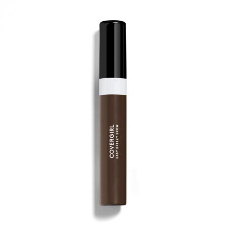 COVERGIRL Brow Shape & Define Eyebrow Mascara, 605 Rich Brown