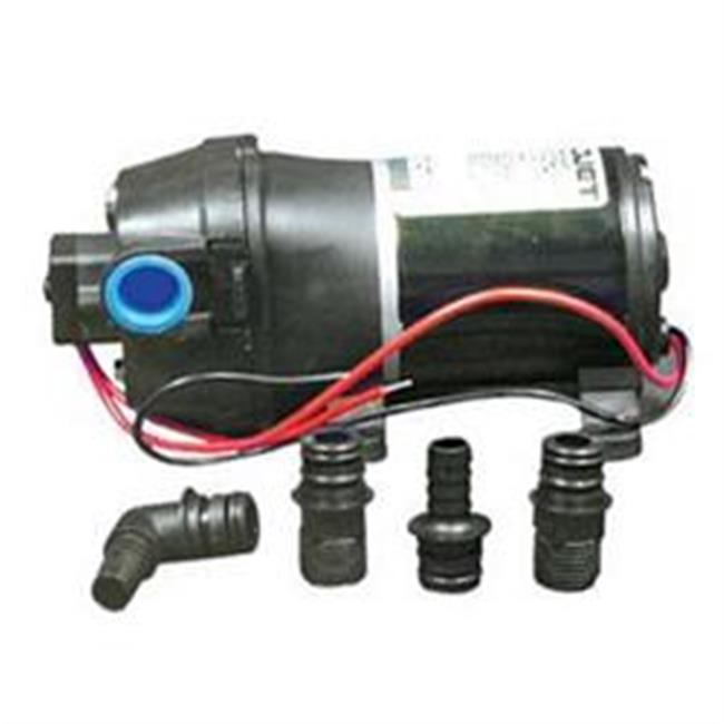 Flojet 04406143A Quad Ii Water Pump - 3.2 Gpm