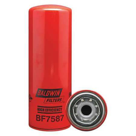 Baldwin Filters BF7587 10-1/2 x 3-11/16 x 10-1/2 In Fuel Filter