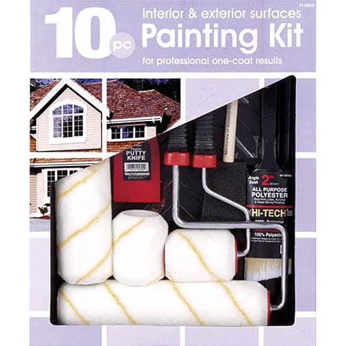 Gam PT03510 10-Piece Painting Kit