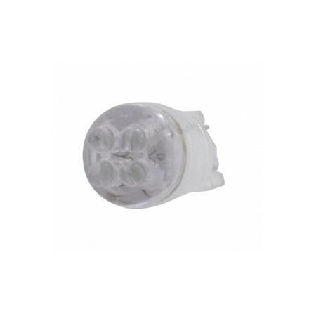 - White 4 LED 194 Bulb Lights / Wedge Base / 3 Piece Set