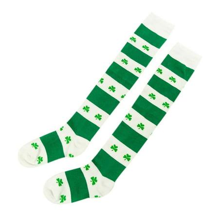 e25203fa St. Patrick's Day - Irish St Patrick's Day Women's Shamrock Socks ...