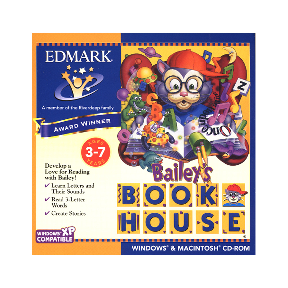 Early Learning House Baileys Book House Box Pack 6 Users 35
