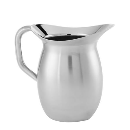 American Metalcraft DWPS64 Double Wall Satin S/S 64 Oz. Bell (American Metalcraft Pitcher)