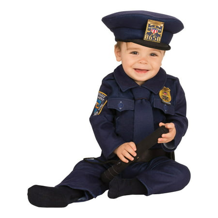 Baby Police Costume (Baby/Toddler Police Costume)