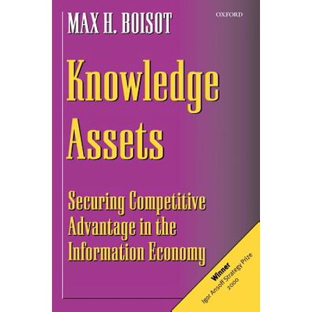 Knowledge Assets (Strategic Management And Competitive Advantage 5th Edition)