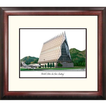 - United States Air Force Academy Alumnus Framed Lithograph