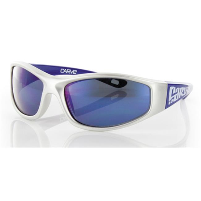 Carve 4030 Kids Playground Sunglasses - Silver/Royal