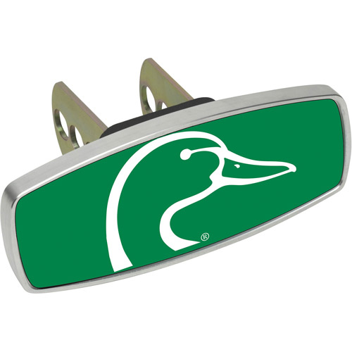 HitchMate Premier Series HitchCap, Ducks Unlimited Green Duck Head