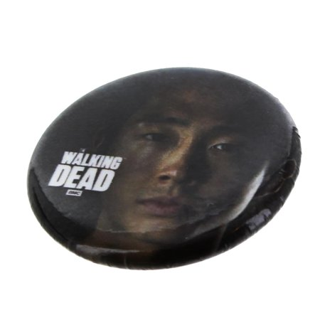 The Walking Dead Glenn Collectible Pinback Button