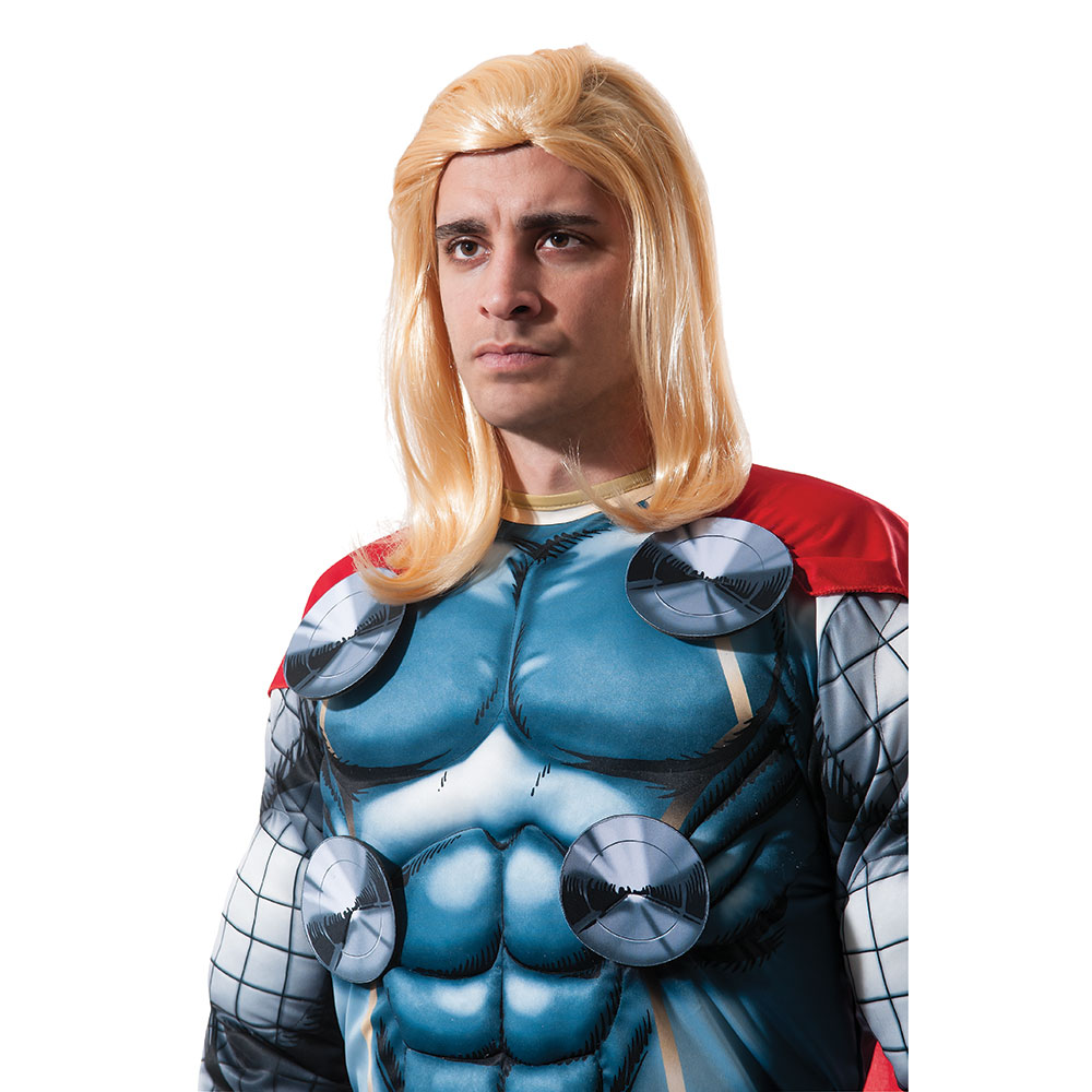 Thor Wig Adult Halloween Accessory