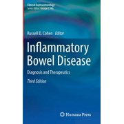 Clinical Gastroenterology: Inflammatory Bowel Disease: Diagnosis and Therapeutics (Hardcover)