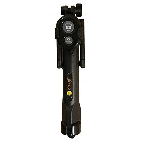 best selfie stick with bluetooth remote shutter function 40 inch extendable m. Black Bedroom Furniture Sets. Home Design Ideas