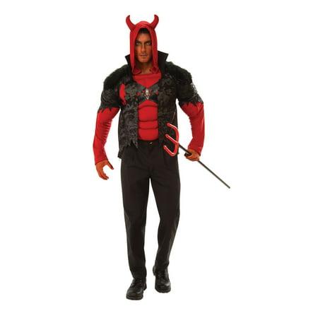 Devil Mens Costume](Mens Devil Makeup)