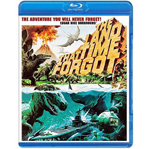 The Land That Time Forgot (1975) (Blu-ray) (widescreen)
