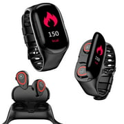 Best Earbuds 50s - M1XX Fitness Watch & Wireless EarBuds by Indigi® Review