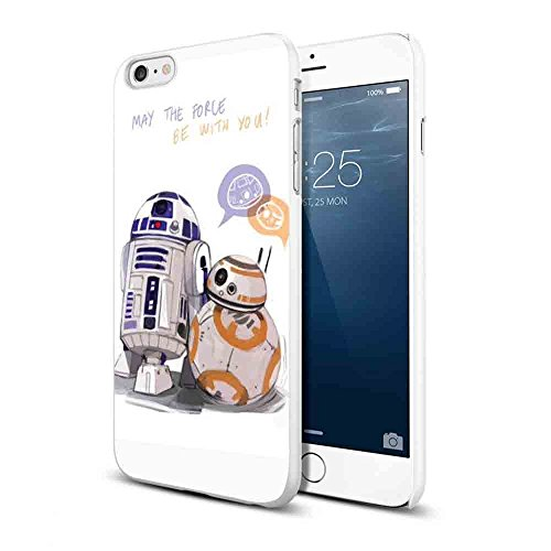 Ganma Star Wars Case For iPhone and Case For iPhone Case For iPhone (NEW Case For iPhone 8 / 8 white)