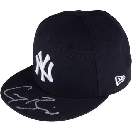 Greg Bird New York Yankees Autographed New Era Cap - Fanatics Authentic Certified