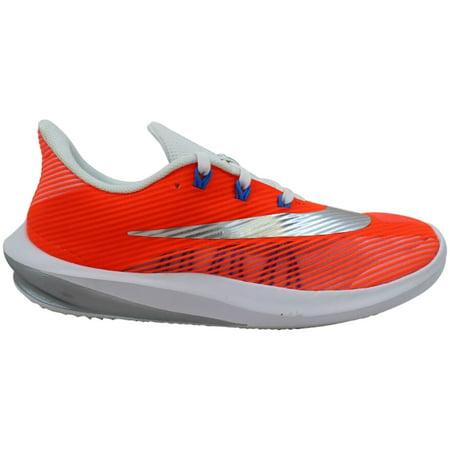 oído Matón Hueco  Nike Future Speed Total Crimson/Chrome-White AH3431-800 Grade-School Size  5Y - Walmart.com
