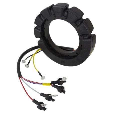 NEW STATOR FITS MERCURY MARINER 90HP 115HP AND 140HP 6 CYL ENGINES 398-5454A17 18-5854 3985454A17