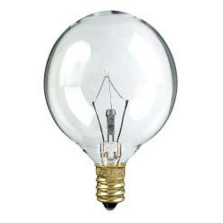 Light Bulb for Large Scentsy Wax Diffusers/Tart Warmers, 25 Watt 130 Volt (Halloween Warmers Scentsy)
