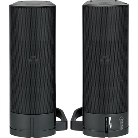Digital Innovations AcoustiX 2.0 Speaker System – 3 W RMS 4330200