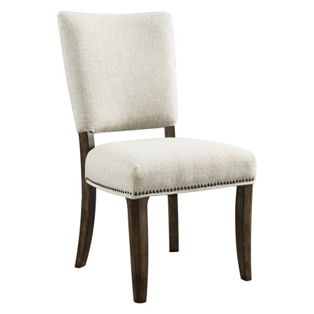 Fabulous Broyhill Pieceworks Upholstered Dining Side Chair Set Of 2 Andrewgaddart Wooden Chair Designs For Living Room Andrewgaddartcom