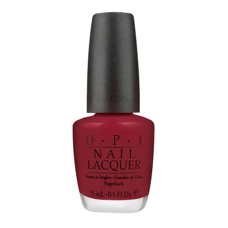 OPI Nail Lacquer, Got The Blues For Red, 0.5 Fl (Red Lacquer Box)