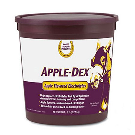 Horse Health Apple-Dex 5 lb (Horse Health Apple)