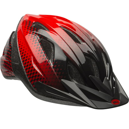 Bell Sports Surge Adult Bike Helmet, Red/Black Halo](Halo 3 Helmet)
