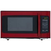 Hamilton Beach 1.1 Cu. Ft. Red Microwave