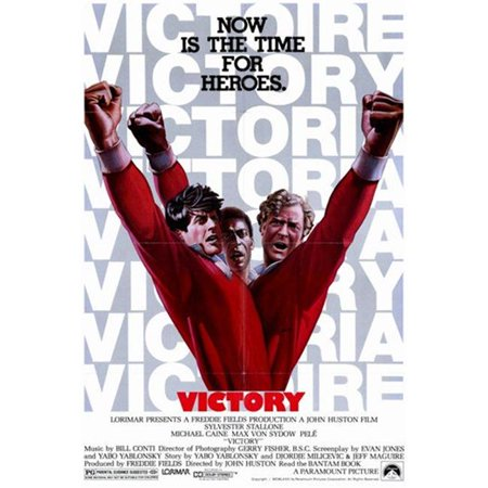 Posterazzi MOV205213 Victory Movie Poster - 11 x 17 in. - image 1 of 1