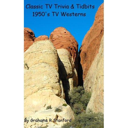 Classic TV Trivia & Tidbits: 1950's TV Westerns - eBook](1950's Hair)