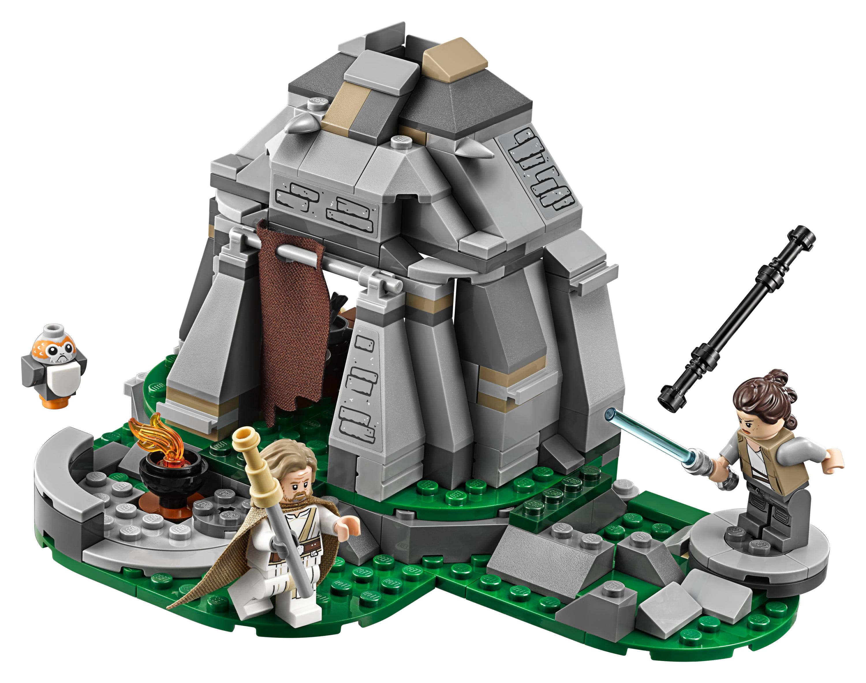 LEGO Star Wars Ahch-To Island Training 75200 (241 Pieces)