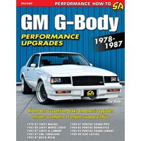 GM G-Body Performance Upgrades 1978-1987 (Paperback)