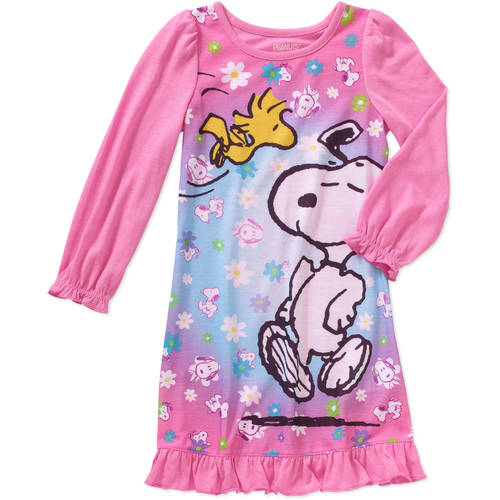 Peanuts Toddler Girls' Nightgown