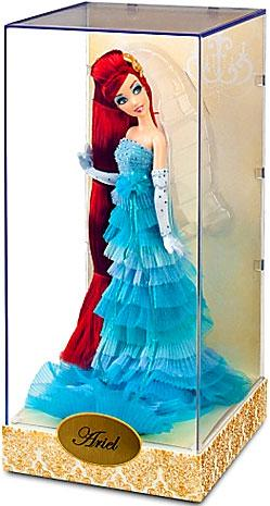 Disney Princess Designer Collection Ariel Doll by