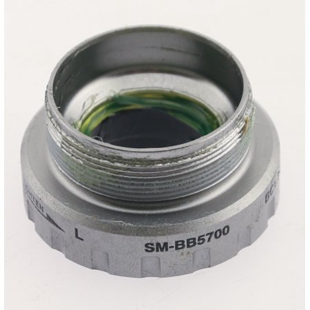 SHIMANO 105 5700 Hollowtech II Road Bike Left Side Cup  Bottom Bracket 68mmNEW 10 Speed Bottom Bracket