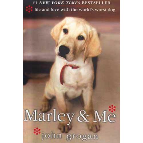 """a book review marley and me As i said when i posted the movieclips from """"marley and me""""  if you aren't  familiar with the book the movie is based on, here's the synopsis."""