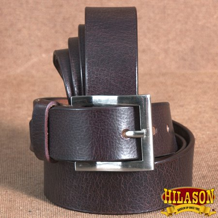 Leather Jean Casual Belt - 32