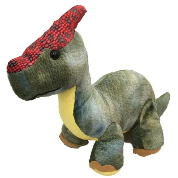 Blue Big Teddy Bear, Hug Fun Parsaurus Dinosaur Plush Stuffed Animal 17 Inch Long Dino Pal Walmart Com Walmart Com